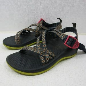 Chaco Webbing Strap Adjustable Comfort Sandals 1